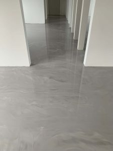 Polyurethan gulve på kontor