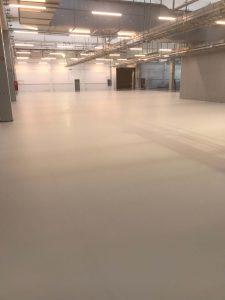 Polyurethan gulv på lager